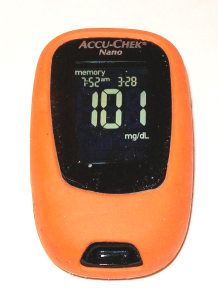 1  AccuCheck BG Meter - Copy