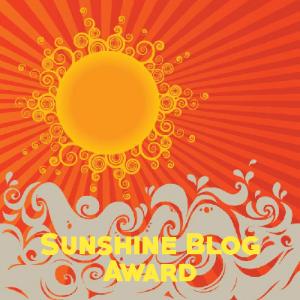 sunshine blog-award