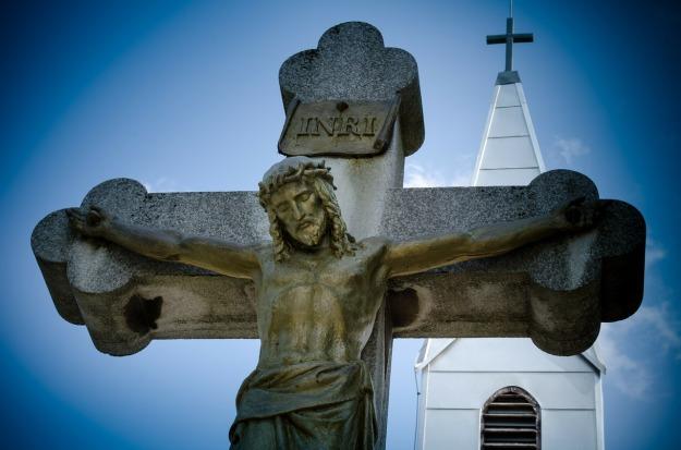 jesus on cross-175824_1280